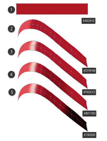 draw more ribbon