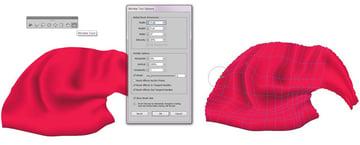 wrinkle santa hat