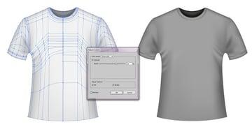 recoloring shirts