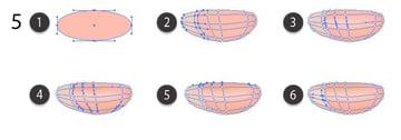 mesh nail