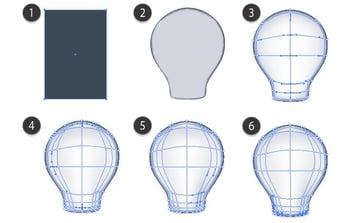 mesh lightbulb tutorial