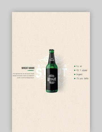 Brewski - Pub and Brewery Theme