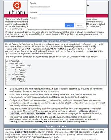 password for phpmyadmin