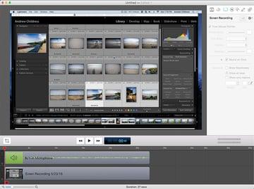 Screen Flow Interface