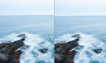 Before and After Snapheal