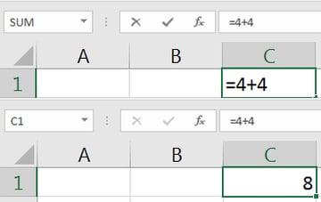 Basic Excel Formula