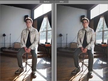 Zen Portrait Film