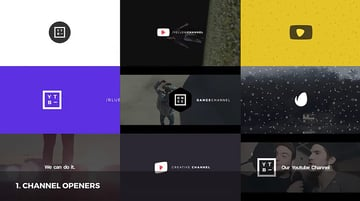 YouTube Promo Kit
