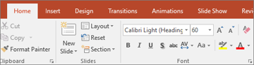 Highlight Text in PowerPoint