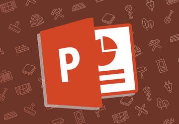 PowerPoint edit template