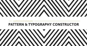 Grafica Minimalistic Typography Scenes