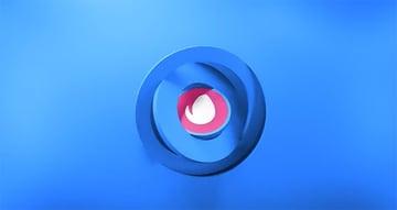 Logo Reveal Clean 3D
