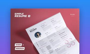 Simple ResumeCv Volume 2