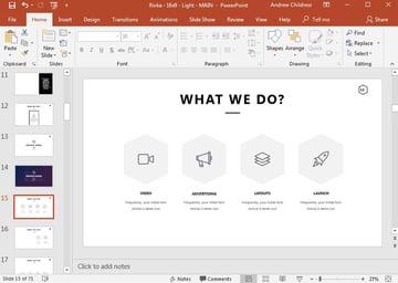 Webco Services Slide