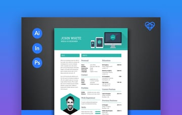 Creative Resume Emerald