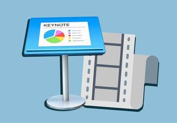 Apple Keynote Live to Stream Presentations
