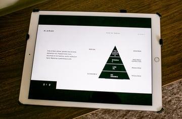 Keynote Live on iPad