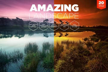 Landscape Photo Actions