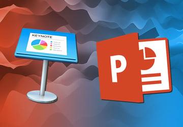 Keynote vs PowerPoint
