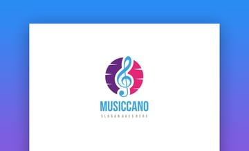 Music Logo Envato Elements