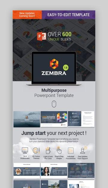 Zembra Multipurpose