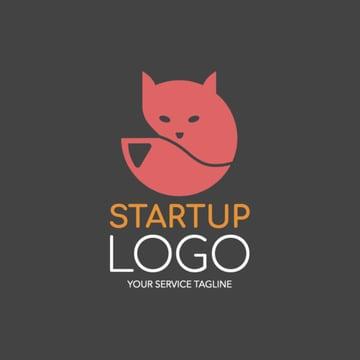 Logo Template for Startup Logo