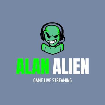 Gaming LIve Stream Channel Avatar logo Maker