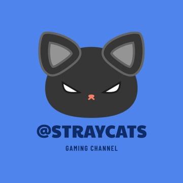 Avatar with Black Cat