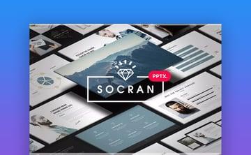 Socran PowerPoint Template