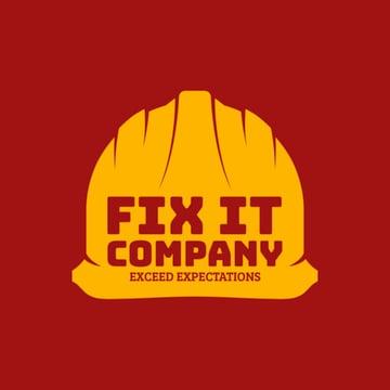 Construction Company Logo Maker