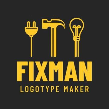 Fixman Logotype Maker