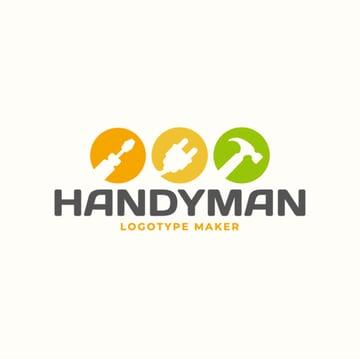 Logo Generator for a Handyman