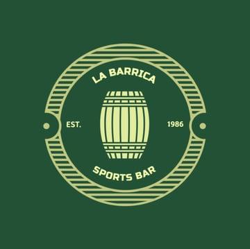 Sports Bar Logo Maker