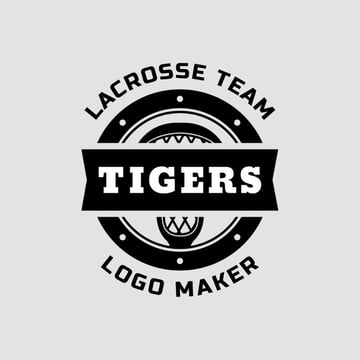 Lacrosse Logo Generator