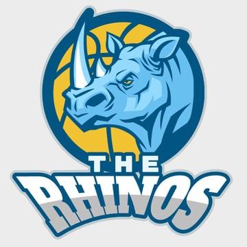 Basketball Logo Maker with Rhino