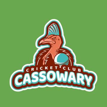 Cool Cricket Club Logo Maker