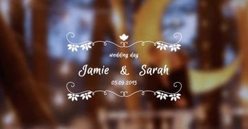 Wedding Titles Final Cut Pro