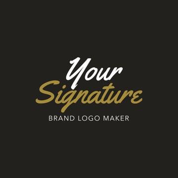 Signature Logo Maker