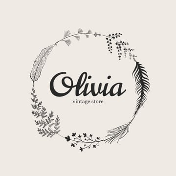 Clothing Logo - Circular