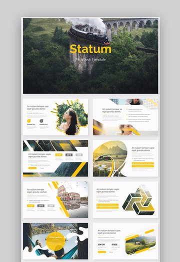 Statum Pitch Deck