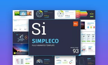Simpleco Download Template PPT Simple