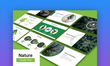 Nature Google Slide