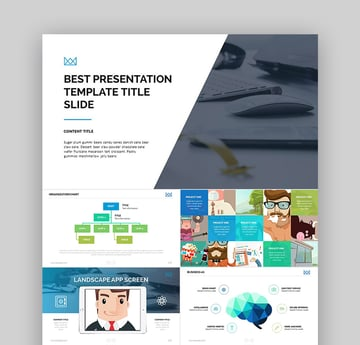 Best Business Cool PPT Designs