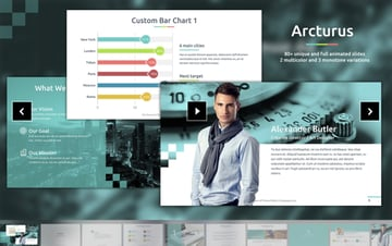 Free Business PowerPoint templates