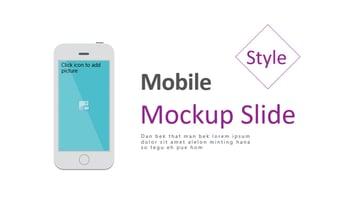 Mobile starting