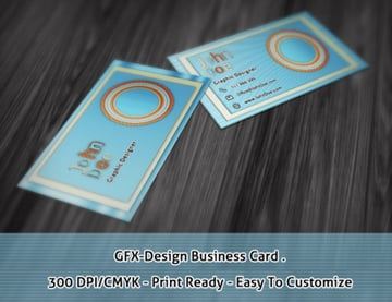 Free Photoshop Business Card Templates Download