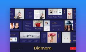Diamora PowerPoint Template