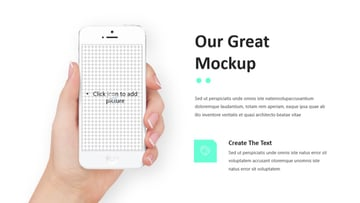 Blendu best PowerPoint templates for mockup