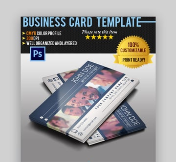 Cleaning business cards ideas