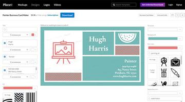 Placeit Build Business Card Designs